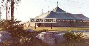 Calvary Tent 1